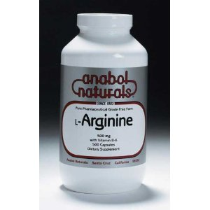 L-Arginine Benefits Men
