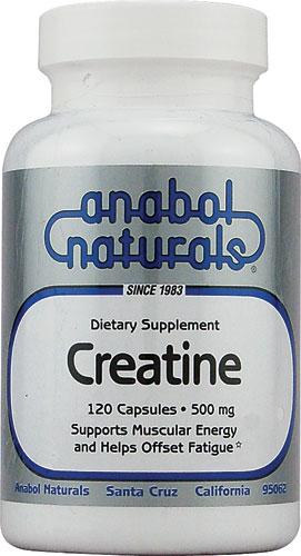 Anabol Naturals Creapure Creatine Powder 100 Gm